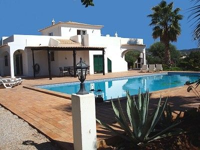 Luxury Villa To Rent In Pechao Algarve Portugal
