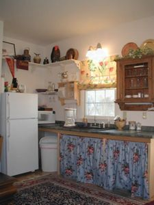 Cottage kitchen,