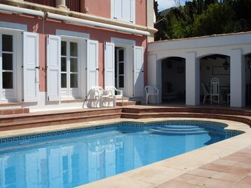 Benidorm Area villa rental - sun all day huge pool