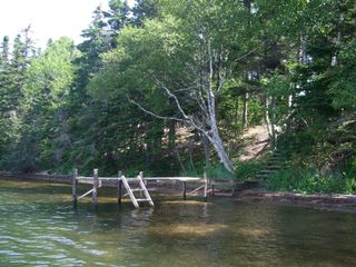 Baddeck house photo - Green Gables Private Swimming and Boating Dock