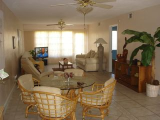 Naples condo photo - Plenty of room a large 1250 Sq Feet