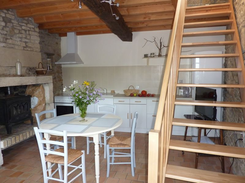 Holiday house, 32 square meters , Bréel, France