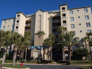 Amelia Island condo rental - Ocean Place Condo #56 - 5th Floor End Unit