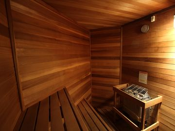 Emerald Island Resort Clubhouse -Sauna Room