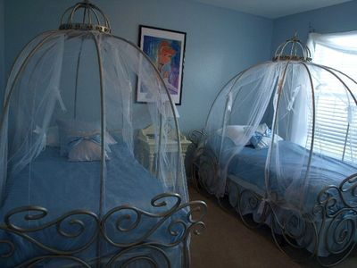 Disney Themed Cinderella Room