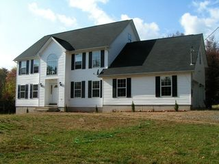 Outside view - Albrightsville house vacation rental photo