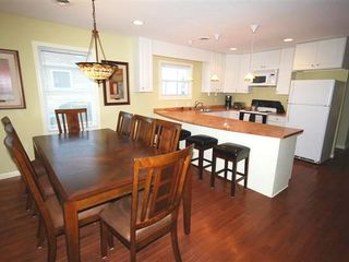 Rehoboth Beach house photo - Dining room/kitchen with new furnishings