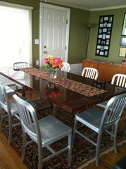 Bonnet Shores house photo - Dining Room Seats 8-10 ppl