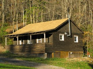 Shandaken cabin photo - Wendy