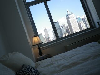 Midtown Manhattan apartment photo - view from master br
