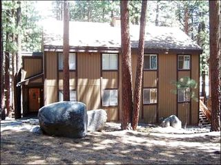 Tahoe Valley house photo - The Condo Nestled Among Pine Trees