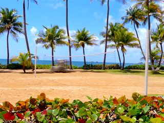 Humacao condo photo - Volleyball Court