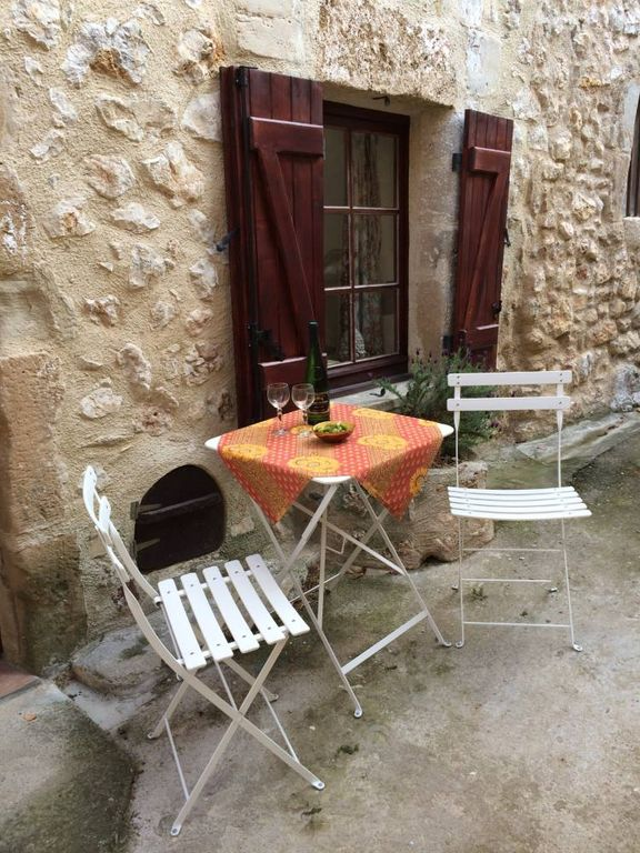 Charming village house in the heart of the vineyards of the Languedoc