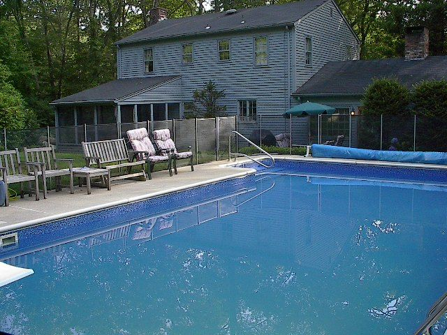 4 Bedroom Colonial W In Ground Pool South Homeaway Madison Center