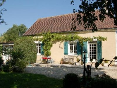 Luxury accommodation, with pool , Briare, France