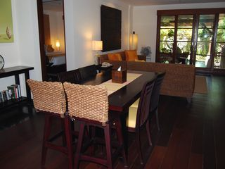 Nusa Dua apartment photo - Dining area