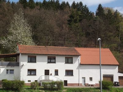 Enjoy beautiful days in the countryside and near the Bostalsee.