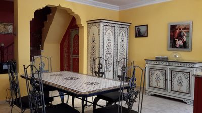 Superb Villa DAR NAOUAR 'downtown Agadir