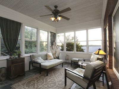 Relax on the Screened Porch...