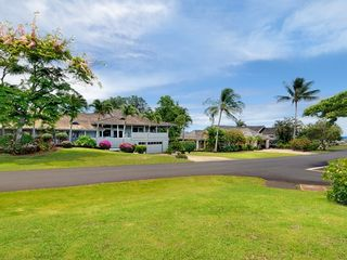 Poipu house photo - Distance to ocean