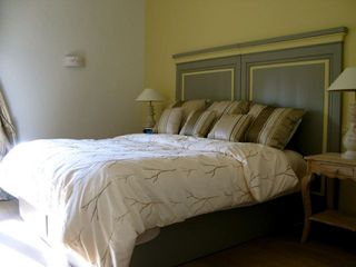 2nd Master Bedroom - Gordes farmhouse vacation rental photo