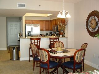 Destin condo photo - Plenty of dining room for the whole family