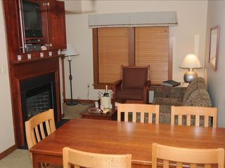 Cozy Den Area - Snowshoe Mountain condo vacation rental photo