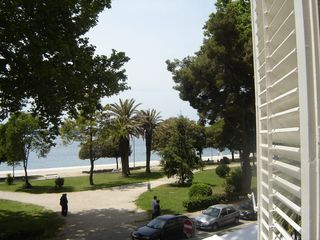 Zadar apartment photo - View from bedroom