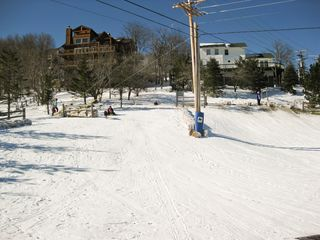 Beech Mountain condo photo - Sledding slopes