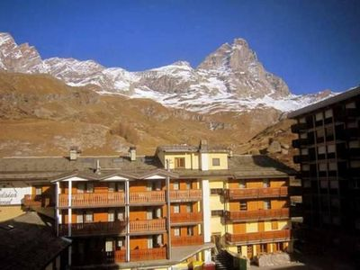 Holiday apartment, 54 square meters , Breuil-cervinia, Italy