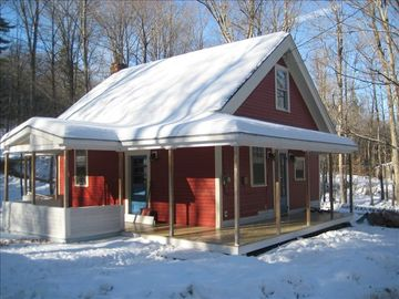 Grafton cabin rental