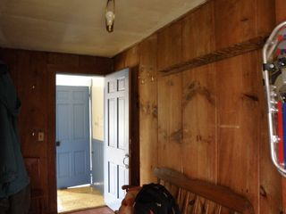 Wardsboro farmhouse photo - mud room