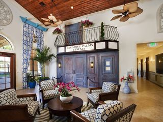 Paradise Palms townhome photo - Lobby and Cinema