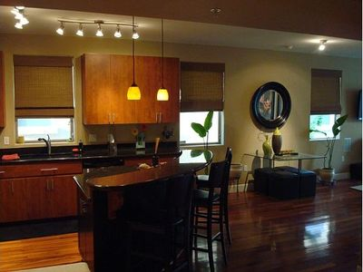 Phoenix condo rental - Kitchen, Dining area
