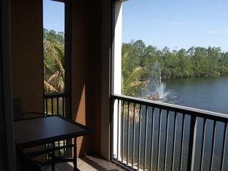 North Naples condo photo - Lanai view facing interstate