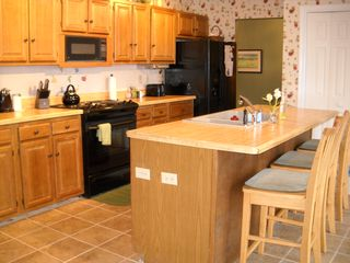 Asheville house photo - kitchen