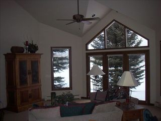 "Beaver Creek house photo - Great room w/ 42"" HDTV and Blue-Ray DVD."
