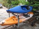 kayaks for renters use upon request