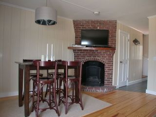 Nantucket Town house photo - Dining Area