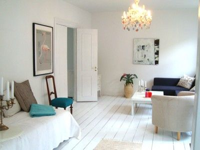 Delicious refurbished apartment with terrace in the middle of Svendborg