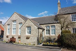 Renovated Grade 2 Listed Old School In Tranquil Location Close To The Coast