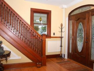 Classic architecture and hardwood floors - Havre de Grace house vacation rental photo