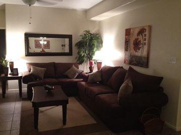 Scottsdale Ranch condo rental - Living Room