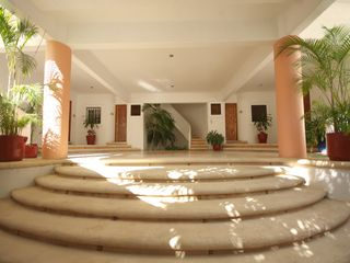 Playa del Carmen condo photo - Casa del Sol lobby area