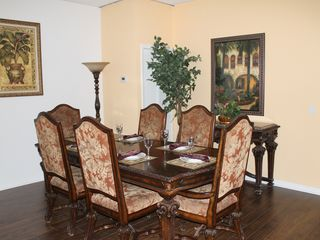 Formosa Gardens condo photo - Dinning Table for 8 Persons