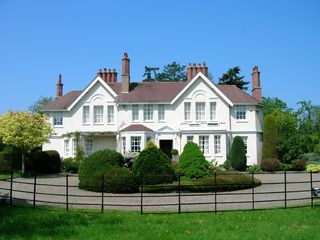 Ludlow chateau / country house rental - The Manor House