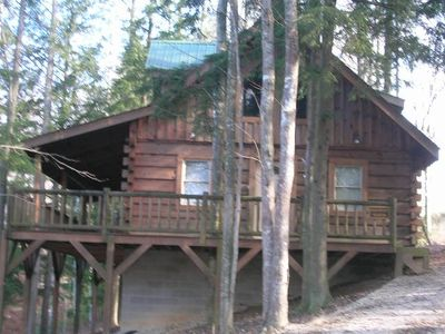 Natural Bridge cabin rental