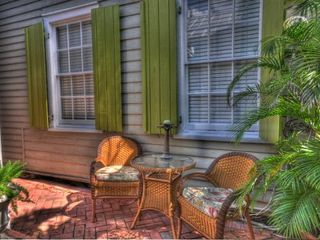 Key West cottage photo - The perfect place to enjoy your morning cup of coffee!