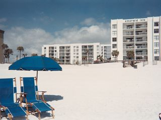 Okaloosa Island condo photo - Complimentary Beach Service Mar.1-Oct.31 for YOU from us.