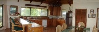 Princeville house photo - A Kitchen large enough for three cooks - Granite Counters